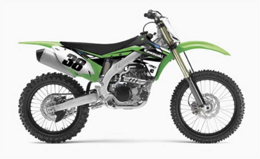 Factory Effex 18-01220 Shroud//Airbox Graphic Kit
