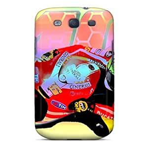 Fashionable Style Case Cover Skin For Galaxy S3- 46 Rossi