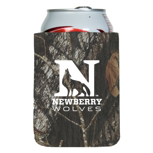 Newberry Collapsible Mossy Oak Camo Can Holder 'Official - Newberry Oaks