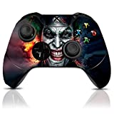 DreamController Top Rated Best Xbox One Modded Controller - Comes with COOL Custom Design & Extreme Features like rapid fire, auto spot, jump spot, drop and auto Burst & Much More. (Joker)