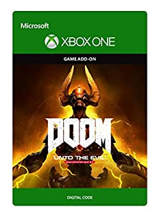 Doom 4: Unto the Evil - Xbox One Digital Code (B01K37LFH6) | Amazon Products