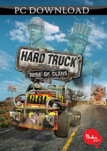 Hard Truck: Apocalypse Rise Of Clans / Ex Machina: Meridian 113 [Online Game Code] (Hard Truck Racing)