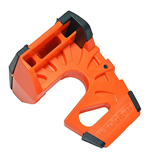 Wedge-It WEDGE-IT-2 The Ultimate Door Stop, Orange