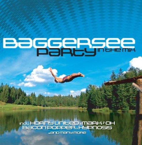 CD : Baggersee Party / Various (CD)