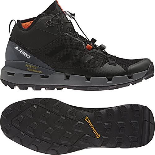 Adidas Men's Terrex Fast Gore TEX Surround Hiking Shoe