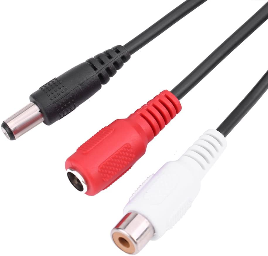 Lightweight Sturdy Durable Mini Microphone High Sensitive Pickup Audio Mic for CCTV Security Camera DVR Sound Taidda Sound Pickup Microphone