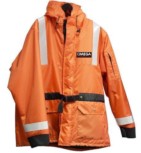Commercial Float Coat - Orange; 2X-Large