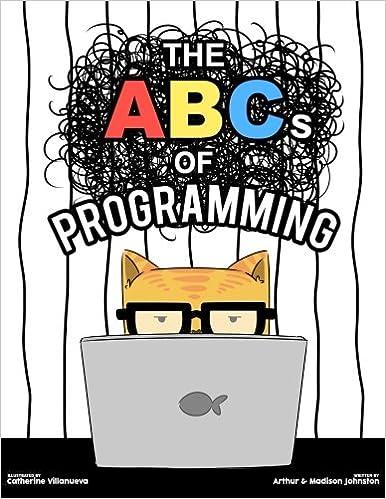 ABCs of Programming