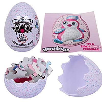Hatchimal Egg Puzzle (46 Piece): Office Products