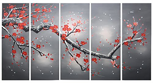 Ode Rin Art Painted Blooming Painting product image