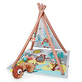 Skip Hop Campling Cubs Baby Play Mat and Infant Activity Gym