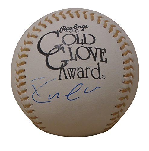 New York Mets Robinson Cano Autographed Hand Signed Rawlings Official ROMLB Gold Glove Award Game Baseball with Proof Photo of Signing and COA, NY Yankees, Seattle Mariners