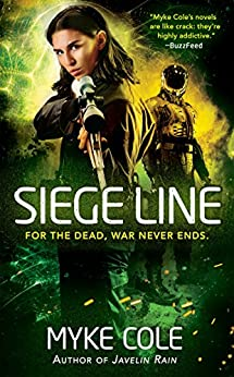 Siege Line (Shadow Ops: Reawakening) by [Cole, Myke]