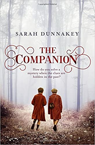 Image result for the companion sarah dunnakey