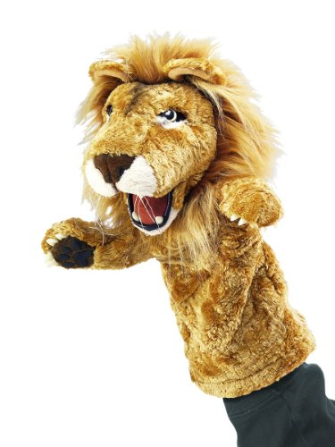 (Folkmanis Lion Stage Puppet)