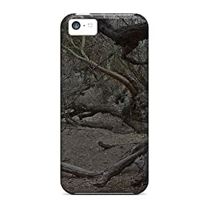 Casecover88 Fashion Protective Dark Places Cases Covers For Iphone 5c