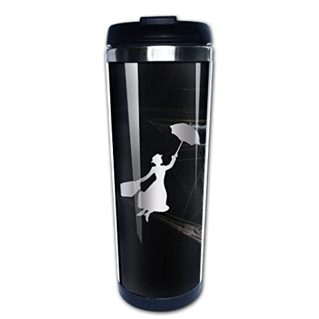 Amazon.com: Acero inoxidable Mary Poppins Platinum estilo ...