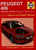 Peugeot 406 Petrol and Diesel: 1996-1999 (Haynes Service and Repair Manuals) 2nd (second) Revised Edition by Coombs, Mark, Mead, John S., Haynes, John S. published by Haynes Manuals Inc (1997)