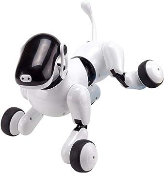 Chien Robotjouet De Chiot De Machine Enfant Contrôlé Par