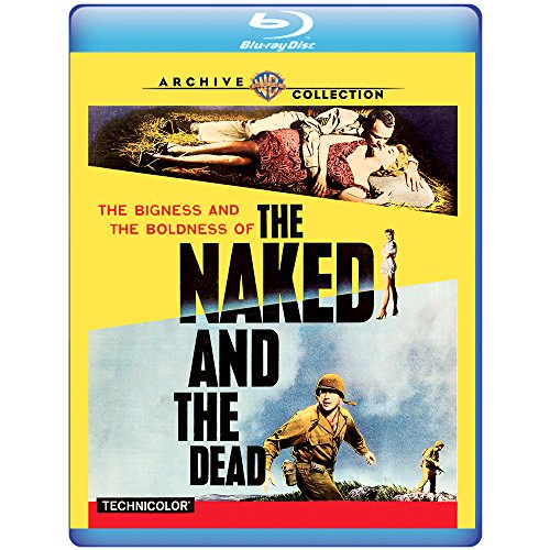 Naked and the Dead, The (1958) [Blu-ray]