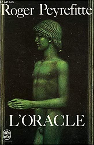 L Oracle Roman Le Livre De Poche 4006 French Edition