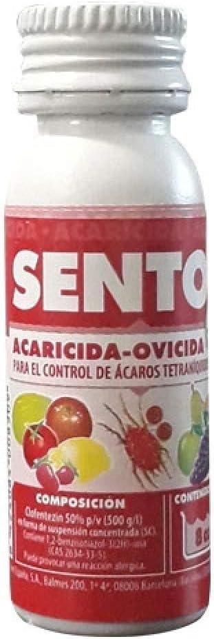 MASSÓ Acaricida-ovicida contra araña roja y ácaros en General. 8cc