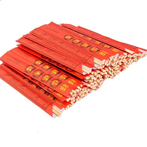 Nynoi bulkchopsticks disposable bamboo 100 uv Disposable Bamboo Chopsticks Wooden Fu Symbol Chopsticks Individually Wrapped Wholesale 100 - Eyeglasses Thousand Oaks