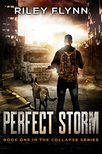 Perfect Storm (Collapse Book 1) by [Flynn, Riley]