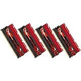 32GB G.Skill DDR3 PC3-14900 1866MHz TridentX Series CL8 (8-9-9-24) Quad Channel kit