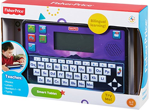 Fisher-Price Fun-2-Learn Smart Tablet by Fisher-Price (Image #9)