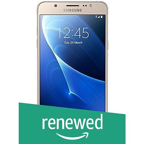 (Renewed) Samsung Galaxy J7 SM- J710FZDUINS (Gold, 16GB)