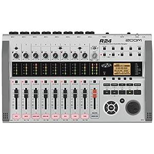 Zoom – R24/IFS – registratore digitale multitraccia