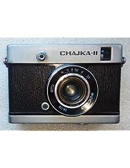 Chaika Chajka 2 USSR Soviet Union Russian 35 mm film camera by Industar 69 lens