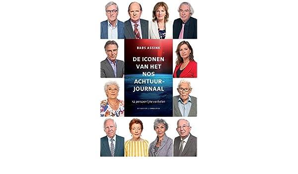 De Iconen Van Het Nos Achtuurjournaal.Amazon Com De Iconen Van Het Nos Achtuur Journaal Dutch