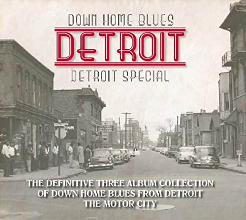 Down Home Blues: Detroit / Various