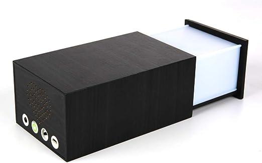 MW Lámpara de Mesa con Toque Creativo LED Pandora Caja mágica Caja ...