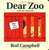 Dear Zoo, Rod Campbell, 0689825498