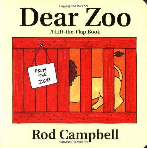 Dear Zoo: A Lift The Flap Book (Classic Board Book)
