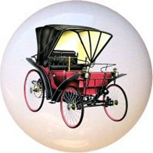 1894-peugeot-vis-a-vis-classic-car-decorative-glossy-ceramic-drawer-knob