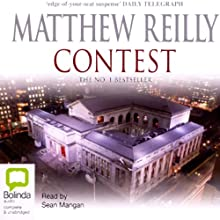 Contest Audiobook by Matthew Reilly Narrated by Sean Mangan