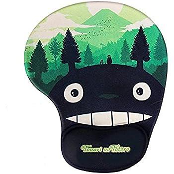 Famixyal hwsbdlongmao Creative Wrist-Protected Wristbands for Personalized Desk Decoration, Cute Cartoon Mouse Pad