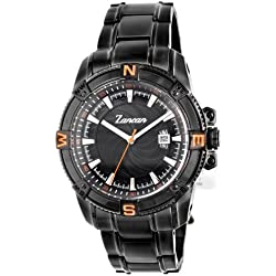 Zancan HWT005 All Black Stainless Steel Men's Watch