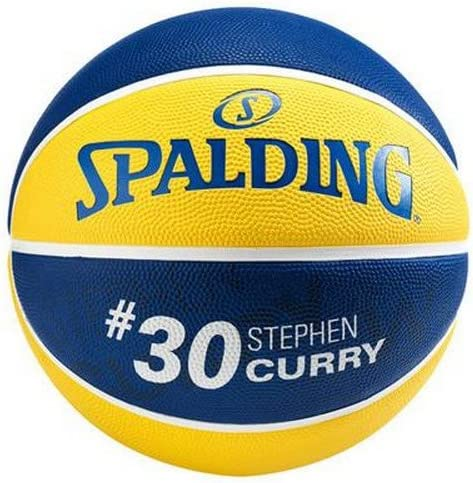 Spalding NBA Player Stephen Curry Sz.7 83-343Z Pelota de ...
