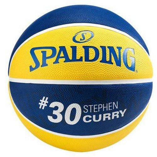 Spalding NBA Player Stephen Curry Sz.7 83-343Z Pelota de ...