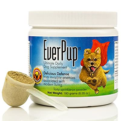 EVERPUP Ultimate Daily Dog Supplement,6.35oz. by Apocaps   EverPup