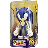 Sonic The Hedgehog 10 Inch Deluxe Action Figure Sonic Over 12 Points of Articulation!
