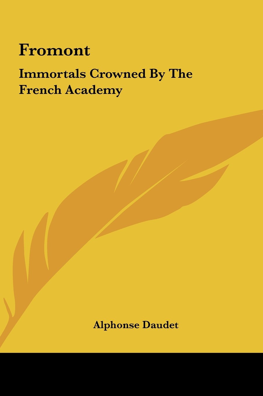 Fromont: Immortals Crowned By The French Academy ebook
