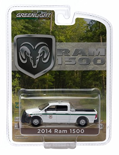 2014 Dodge Ram 1500 United States Forest Service Police for sale  Delivered anywhere in USA