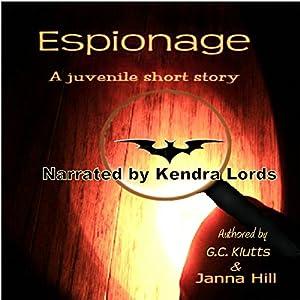Espionage Audiobook