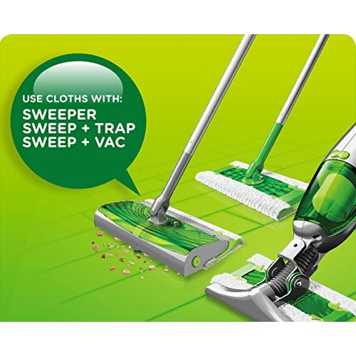 Swiffer Sweeper Refills, 64 Ct (Old Version)